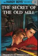 Hardy Boys Secret of The Old Mill