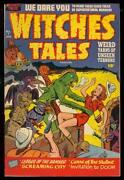 Witches Tales Comic