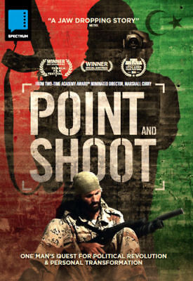Point and Shoot DVD NEW