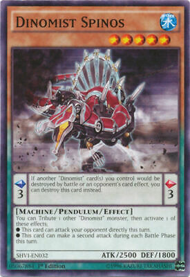 YUGIOH Dinomist / Machine Deck with Ancient Gear Complete 40 - Cards