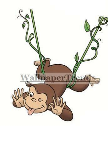 curious george wall decal ebay curious george