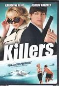 Killers DVD Ashton Kutcher