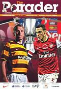 Arsenal Programmes 2012
