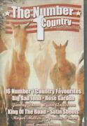 Country Music Cassettes