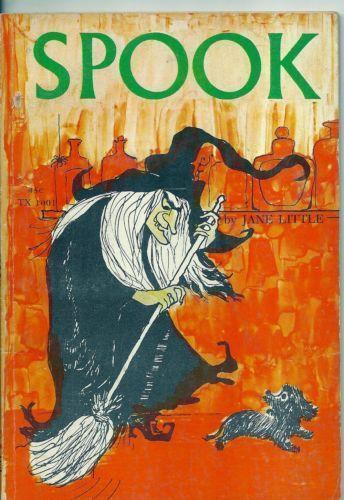 Vintage Halloween Book Ebay