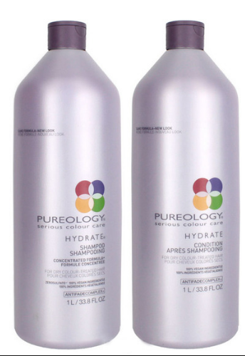 Pureology Hydrate Shampoo and Conditioner Duo 33.8 oz