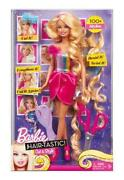 Barbie Hair Pieces