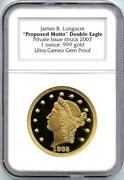 1 oz Gold Eagle Proof
