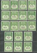 US Wine Stamps