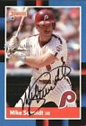 Mike Schmidt Autograph Baseball Cards