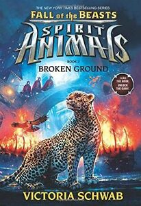 *Like New* Spirit Animals* Fall of the Beasts* Broken Ground
