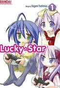 Lucky Star Manga