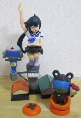 Sgt. Frog Keroro Gunso Koyuki Azumaya mini Figure official authentic