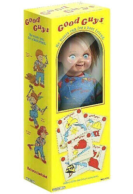 Licensed CHILD'S PLAY CHUCKY DOLL Good Guys Doll Trick Or Treat Studio PREORDER](Good Guys Doll)