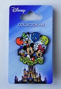 Disney Birthday Pin