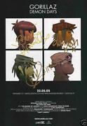 Gorillaz Poster