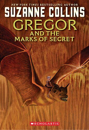 Gregor and the Marks of Secret (The Underland Chronicles),Suzanne Collins