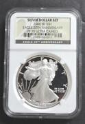 2006 Silver Eagle Anniversary Set