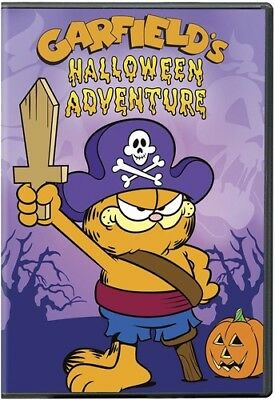 Garfield's Halloween Adventure [New DVD] - Garfield's Halloween