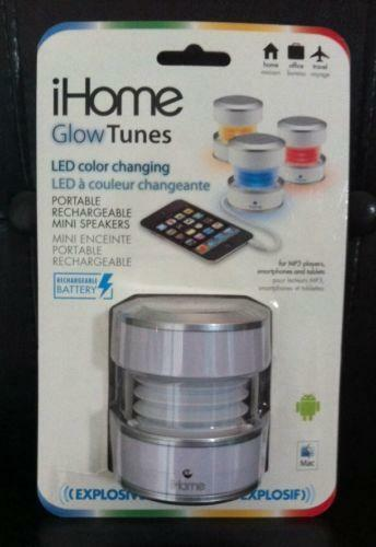 ihome color changing idt26 how to set alarm