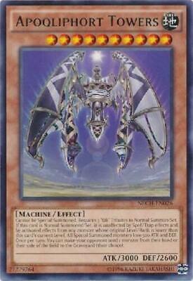 YUGIOH Qliphort Qli / Mecha Phantom Beast Deck COMPLETE 40 - Cards
