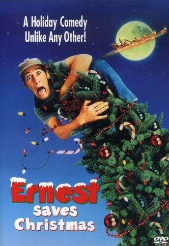 Ernest Saves Christmas [New DVD]