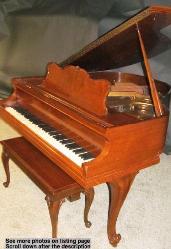Baldwin Baby Grand Piano Ebay