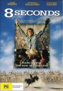 8 Seconds DVD