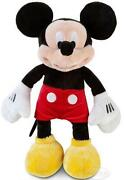 Stuffed Mickey Mouse