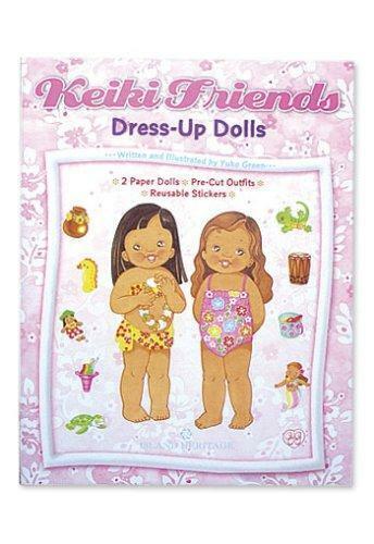 Keiki Friends Dress-Up Dolls
