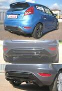 Fiesta MK7 Bumper