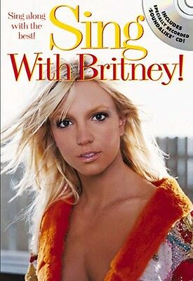 Sing With Britney! Book & CD