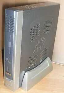 Lautloser Mini PC Computer Steuerung 600Mhz 512MB CF DVI RS232 Windows 98 SE Win