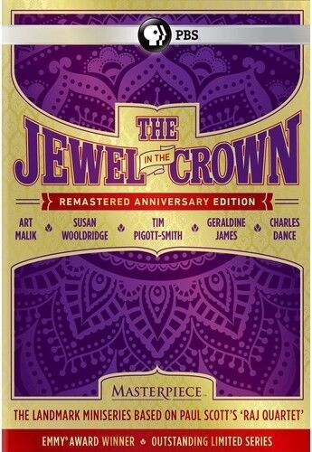 Masterpiece: The Jewel In The Crown (2015, REGION 1 DVD New)