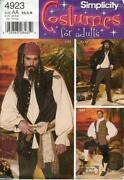 Pirate Costume Pattern