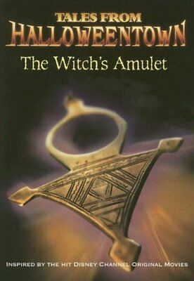The Witchs Amulet (Tales from Halloweentown)