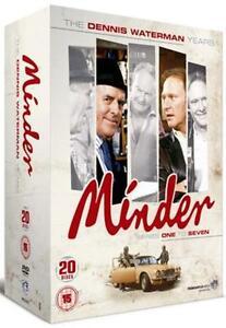 Minder: The Dennis Waterman Years (Box Set) [DVD]