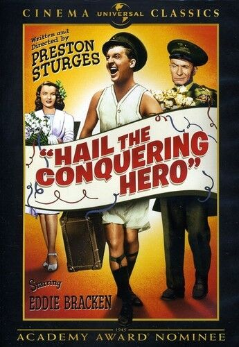 Hail the Conquering Hero (2011, REGION 1 DVD New)