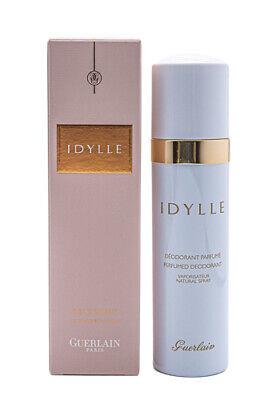 Idylle by Guerlain 3.4 oz Deodorant Spray for Women New In Box Guerlain Deodorant Spray