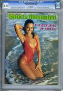 CGC Sports Illustrated