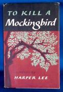 To Kill A Mockingbird First Edition