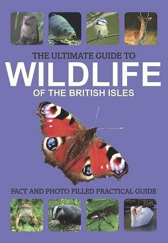 The Ultimate Guide to Wildlife of the British Isles,Alice Tomsett