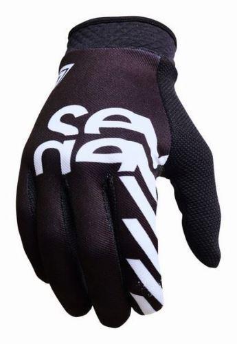Seven MX, Dirt Bike, Motocross Youth / Kids Gloves Chop Blac