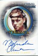 Xena Autograph