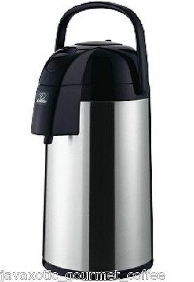 Zojirushi Thermal Airpot Coffee Tea Beverage Dispenser 3 Liter 101oz, - Zojirushi Airpot Beverage Dispenser