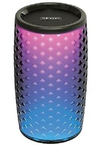 iHome Bluetooth Color Changing Rechargeable Wireless Speaker