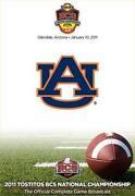 Auburn DVD