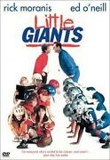Little Giants DVD