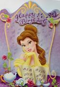 1st Birthday Girl Card