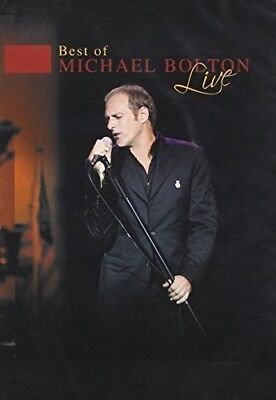 Michael Bolton - Best of Live [New DVD] Canada - Import, NTSC